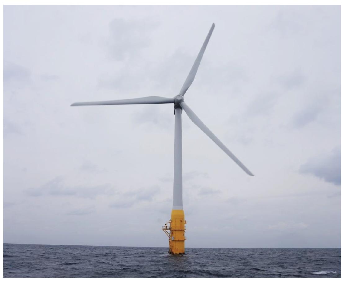自然エネルギー推進のカギ! 洋上風力発電