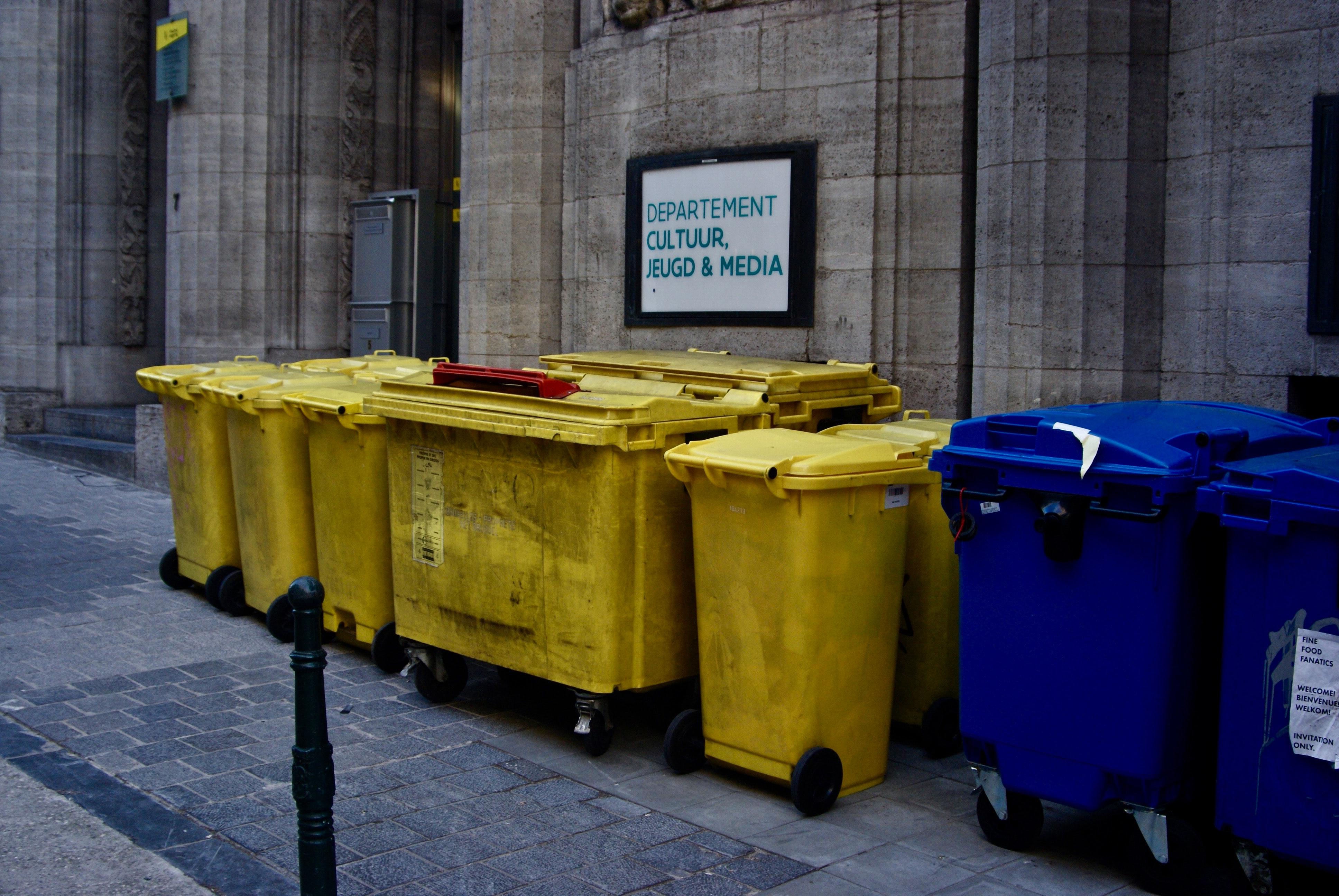 廃棄物削減と循環型社会を目指す ごみ分別の重要性 100%