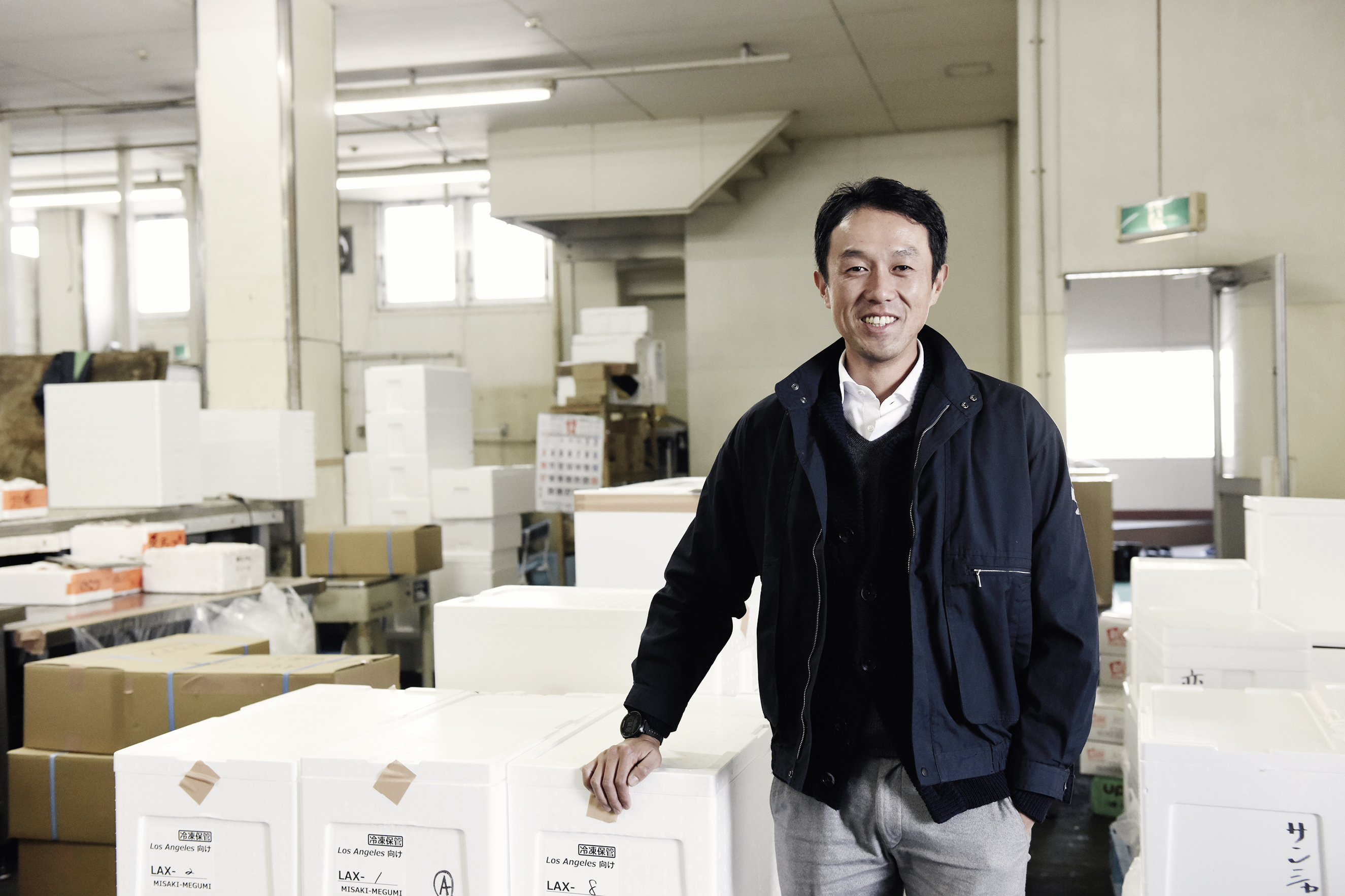 三崎発、世界一のまぐろ屋を目指す三崎恵水産が追求する、水産業のサステナビリティとは